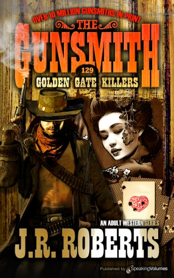 Golden Gate Killers ebook by J.R. Roberts