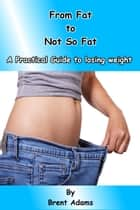 From Fat to Not So Fat, A Practical Guide to Losing Weight ebook by Brent Adams