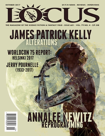 Locus Magazine, Issue #681, October 2017 ebook by Locus Magazine