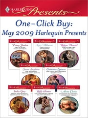 One-Click Buy: May 2009 Harlequin Presents - The Sicilian Boss's Mistress\Valentino's Love-Child\Virgin Bought and Paid For\The Ruthless Billionaire's Virgin\The Greek Millionaire's Secret Child\Taken for Revenge, Bedded for Pleasure ebook by Penny Jordan,Lucy Monroe,Robyn Donald,Susan Stephens,Catherine Spencer,India Grey