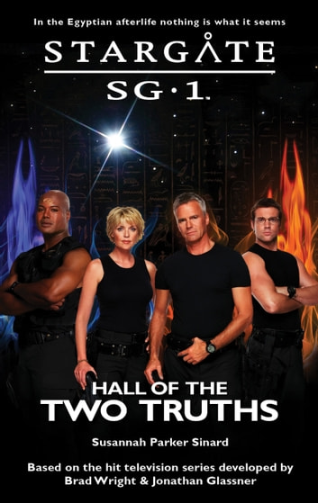 SG1-29: The Hall of Two Truths ebook by Susannah Parker Sinard