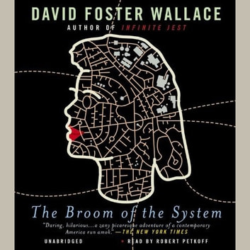 The Broom of the System - A Novel audiobook by David Foster Wallace