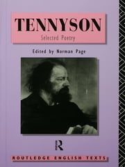 Tennyson: Selected Poetry ebook by Alfred, Lord Tennyson,Professor Norman Page,Norman Page