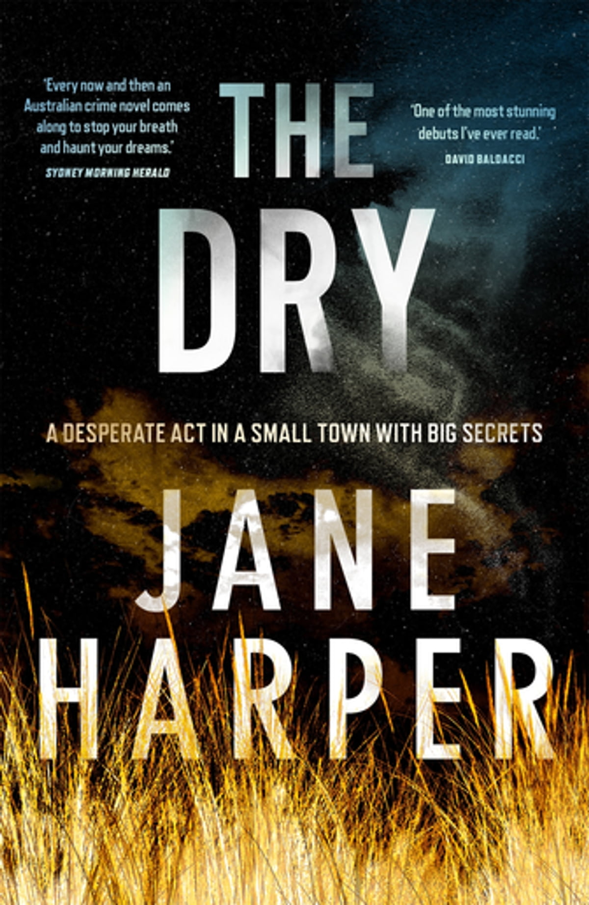 The Dry Ebook By Jane Harper