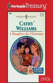 A Daughter for Christmas ebook by Cathy Williams