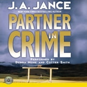 Partner in Crime audiobook by J. A Jance