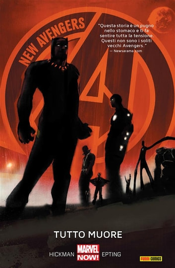New Avengers 1 (Marvel Collection) - Tutto Muore ebook by Jonathan Hickman