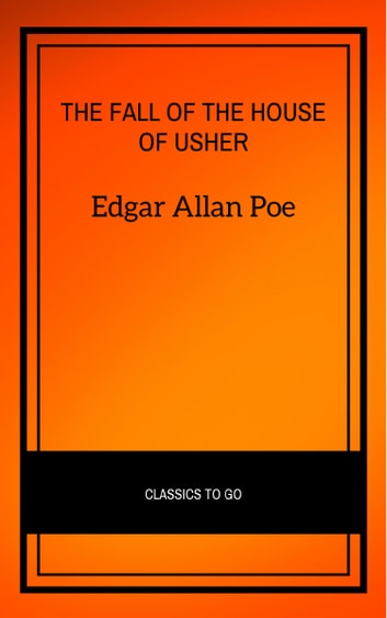 The Fall of the House of Usher 電子書 by Edgar Allan Poe