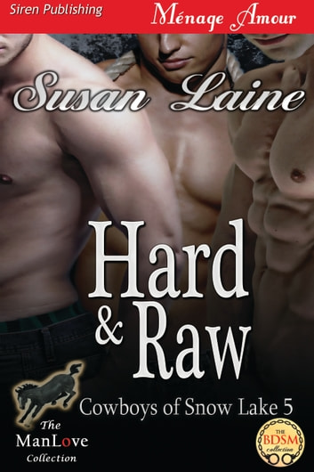 Hard & Raw ebook by Susan Laine