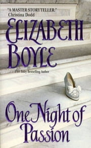 One Night of Passion ebook by Elizabeth Boyle