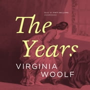 The Years livre audio by Virginia Woolf