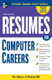 Resumes for Computer Careers ebook by McGraw-Hill Education