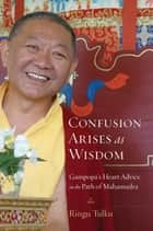 Confusion Arises as Wisdom ebook by Ringu Tulku