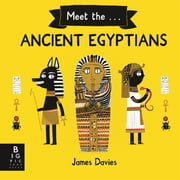 Meet the Ancient Egyptians 電子書 by James Davies