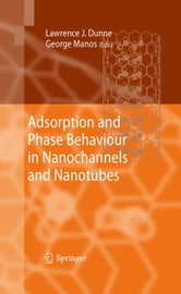 Adsorption and Phase Behaviour in Nanochannels and Nanotubes ebook by