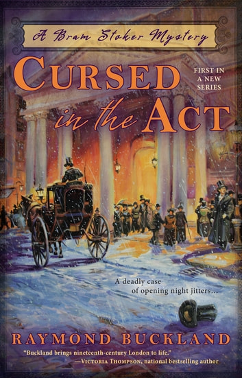 Cursed in the Act ebook by Raymond Buckland