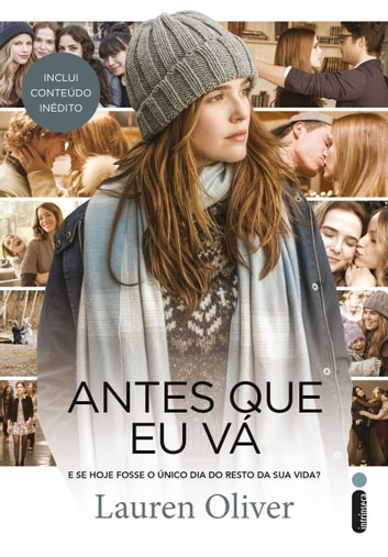 Antes que eu vá ebook by Lauren Oliver