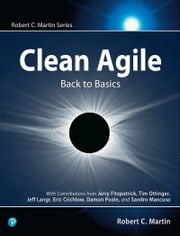 Clean Agile - Back to Basics eBook by Robert Martin