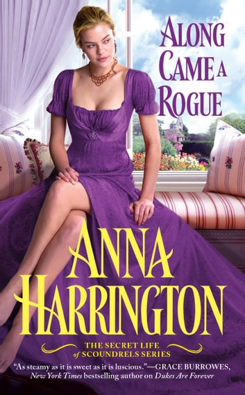 Along Came a Rogue ebook by Anna Harrington
