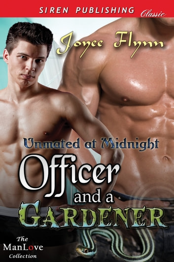 Officer and a Gardener ebook by Joyee Flynn
