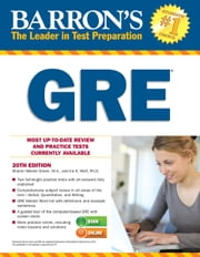 GRE ebook by Sharon Weiner Green,M.A.,and Ira K. Wolf,Ph.D
