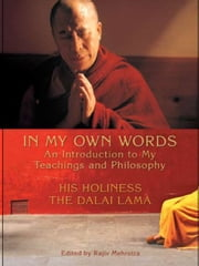 In My Own Words ebook by The Dalai Lama