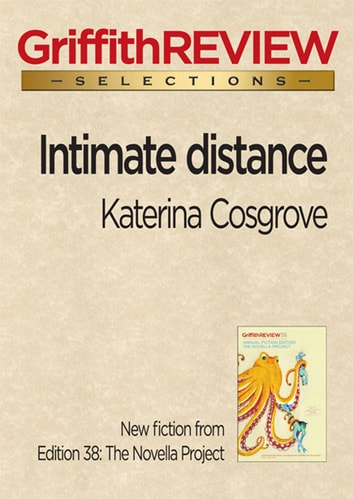 Intimate distance ebook by Katerina Cosgrove