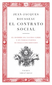 El contrato social ebook by Jean-Jacques Rousseau