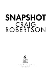 Snapshot ebook by Craig Robertson