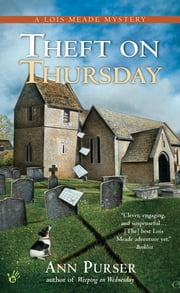 Theft on Thursday ebook by Ann Purser