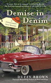 Demise in Denim ebook by Duffy Brown