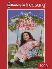 Their Child ebook by Penny Richards