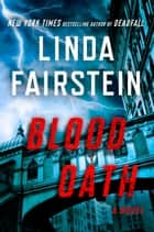 Blood Oath ebook by Linda Fairstein