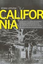 California ebook by Edan Lepucki