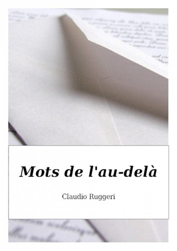 Mots de l'au-delà eBook by Claudio Ruggeri