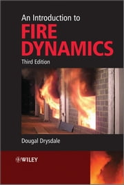 An Introduction to Fire Dynamics ebook by Dougal Drysdale