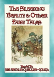 THE SLEEPING BEAUTY AND OTHER FAIRY TALES - 4 illustrated children\