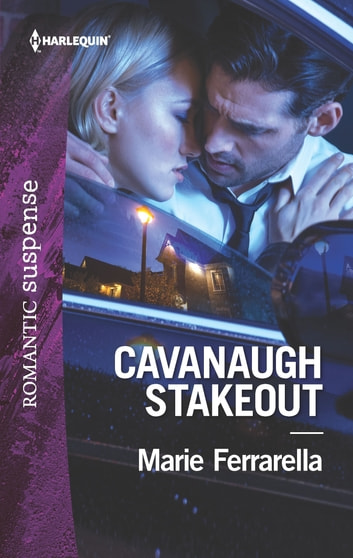 Cavanaugh Stakeout ebook by Marie Ferrarella