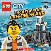 Escape from Prison Island (LEGO City: 8x8) ebook by J.E. Bright,Paul Lee