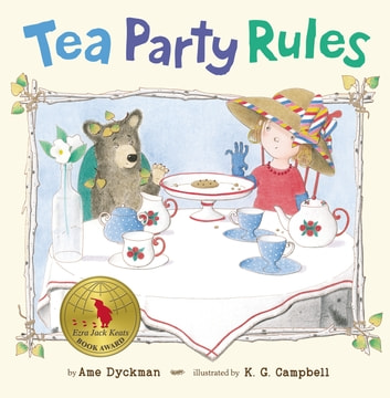 Tea Party Rules eBook by Ame Dyckman