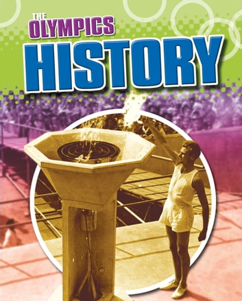 The Olympics: History ebook by Moira Butterfield
