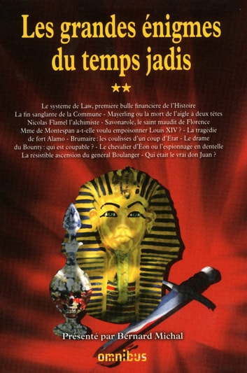 Les Grandes Enigmes du temps jadis, tome 2 ebook by COLLECTIF