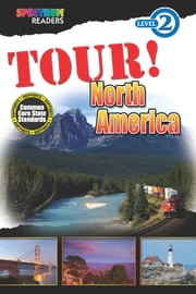 TOUR! North America - Level 2 ebook by Lisa Kurkov