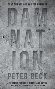 Damnation ebook by Peter Beck, Jamie Bulloch