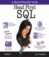 Head First SQL - Your Brain on SQL -- A Learner's Guide ebook by Lynn Beighley