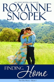 Finding Home ebook by Roxanne Snopek