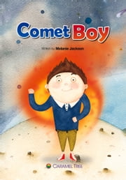 Comet Boy ebook by Melanie Jackson