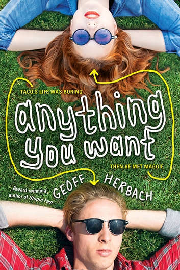 Anything You Want ebooks by Geoff Herbach
