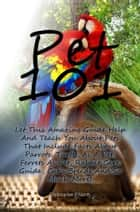 Pet 101 ebook by Christopher P. North
