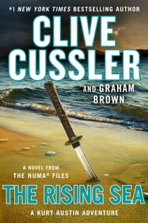 The Rising Sea ebook by Clive Cussler, Graham Brown